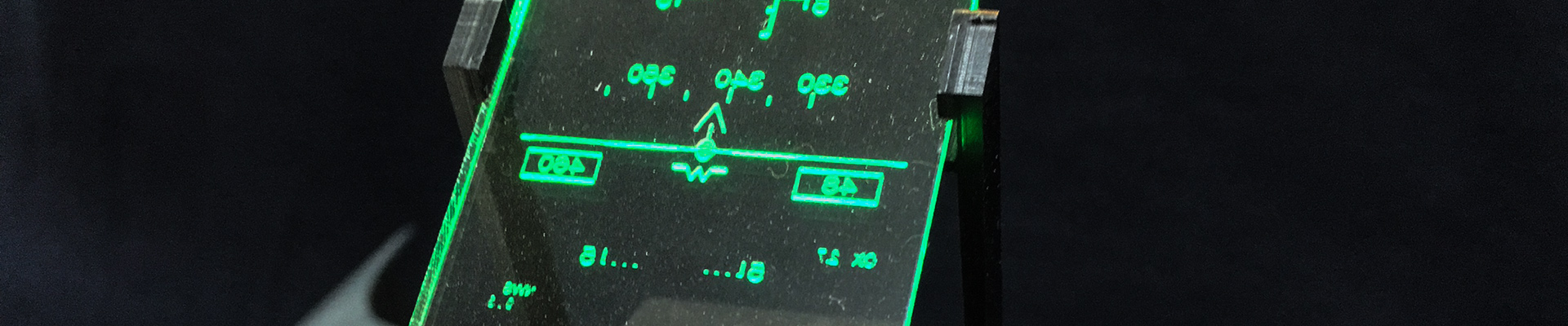 HUD - Head Up Displays